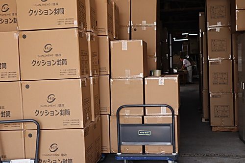 梅花堂が勧める梱包材・緩衝材の保管方法