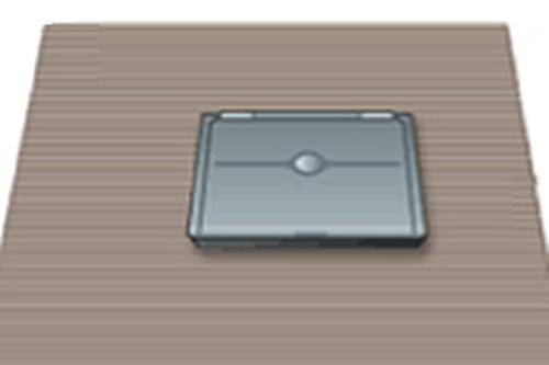 ノートパソコンを巻きダンボールで梱包する方法
