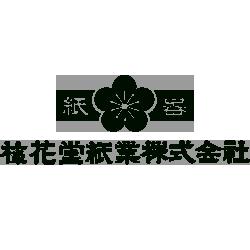 梅花堂紙業株式会社ロゴ